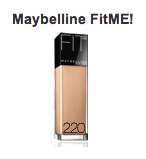 Maybelline FitMe Sample