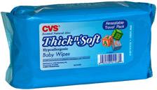 CVS Wipes