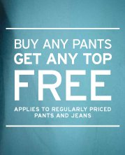 Gap Buy Pants Get Top