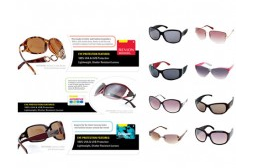 Graveyard Mall Womens Sunglasses