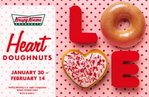 KKD Valentines Promo