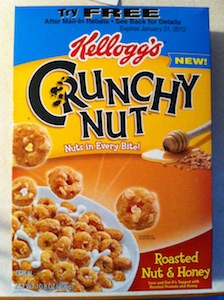 Kelloggs Crunchy Nut