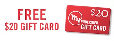 MyPublisher FREE Gift Card