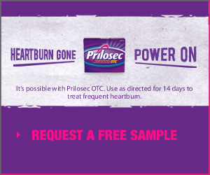 Prilosec Sample