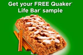 Quaker Life Bar