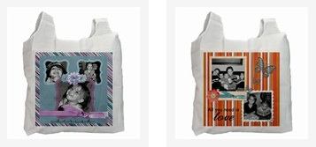 Recycled Photo Bags