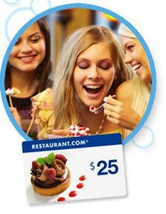 Snapfish Restaurant Promo