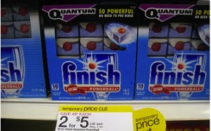 Target Finish Quantum Price Cut