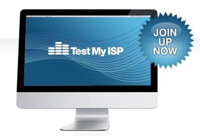 Test My ISP