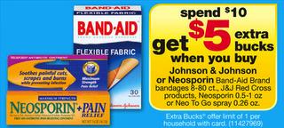 CVS Band Aid ECB