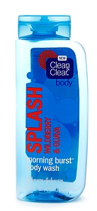 Clean Clear Body Wash