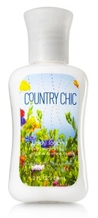 Country Chic Lotion