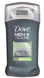 Dove Men+Care Deodorant