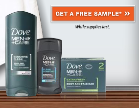 Dove Men+Care Sample