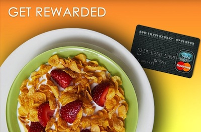 Kelloggs Gas Reward