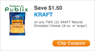 Kraft Natural Cheese Coupon