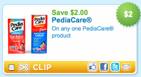 Pediacare 2 Coupon