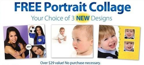 PictureMe FREE Portrait Collage