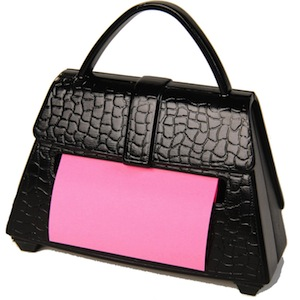 Post It Purse