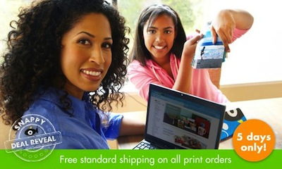 Snapfish FREE Shipping