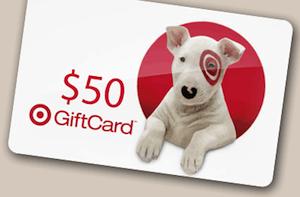 Social Goodies 50 Target Gift Card