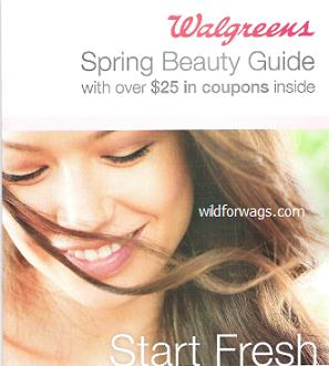 Walgreens Spring Beauty Guide