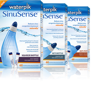 Waterpik SinuSense