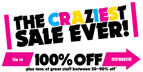 American Apparel 100 Off Sale
