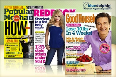 Blue Dolphin Magazine Deals