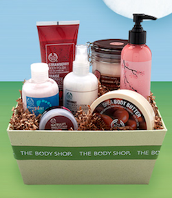 Body Shop Basket