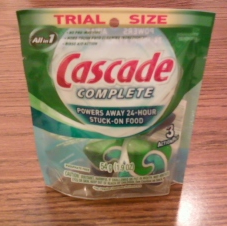 Cascade Trial Size