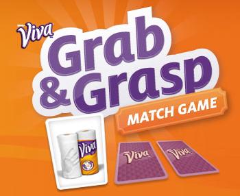 Grab Grasp Game