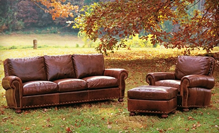 Maples Leather Furniture