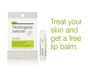 New Buy One Get One FREE Neutrogena Naturals Coupon + Target Deal
