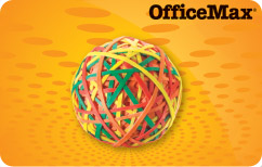 OfficeMax Gift Card