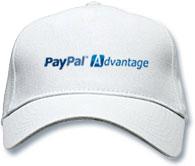 PayPal Advantage Hat