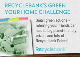 Recyclebank Green Challenge