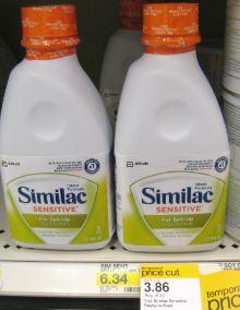 Similac Target Deal