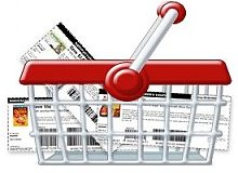 SmartSource Basket of Coupons