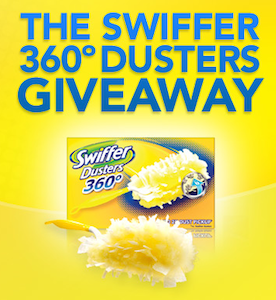 Swiffer Duster Giveaway