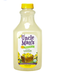Uncle Matts Lemonade