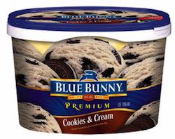 Blue Bunny Ice Cream