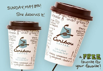 Caribou BOGO Mothers Day