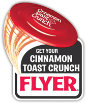 Cinnamon Toast Crunch Flyer