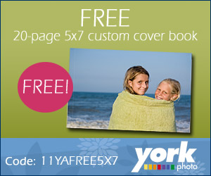 FREE York Photo Book