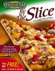 Freschetta Pizza By the Slice Try Me FREE Rebate