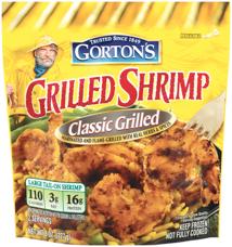 Gortons Grilled Shrimp