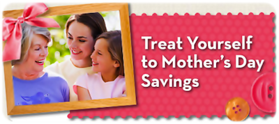 Mothers Day Savings