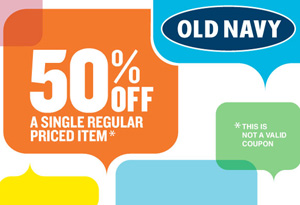 Old Navy Oprah Coupon