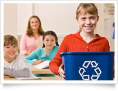 Recyclebank Green Schools Energy Challenge